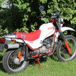 Moto Guzzi 350 TT Bj 1985