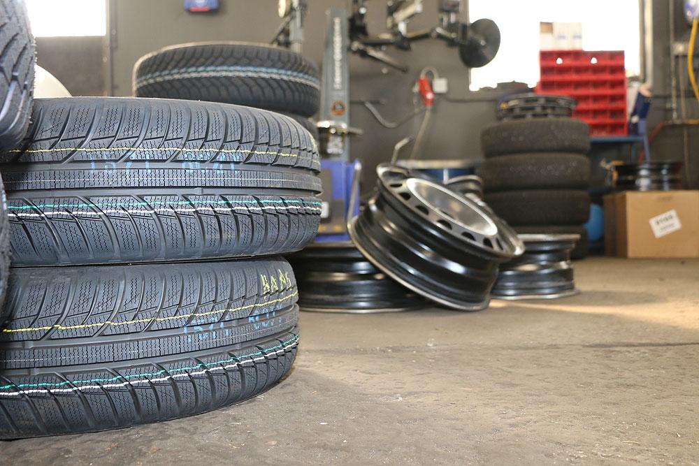 Reifen – Räder