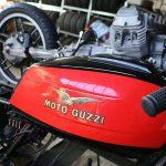 Moto Guzzi V50 Monza Bj 1984