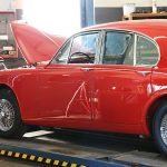 Jaguar Mark II 3,8 Litre