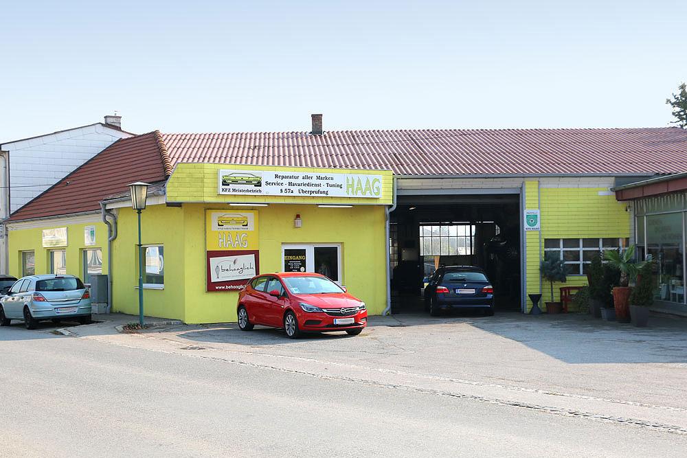 Kfz-HAAG Werkstatt