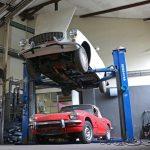 Volvo + Triumph